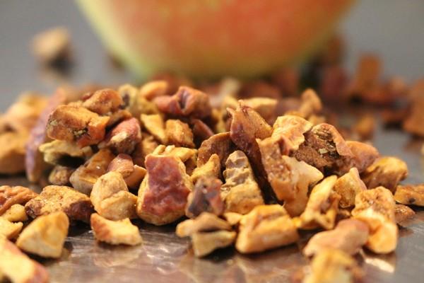 Türkischer Apfeltee (Milder Früchtetee)