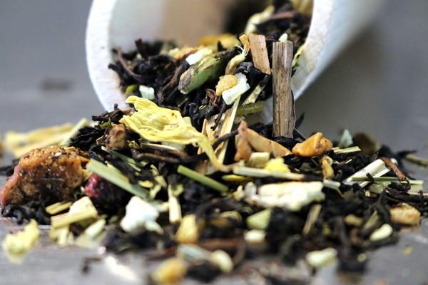 Zauberduft (Schwarzer Tee mit Ananas-Lemon-Geschmack)