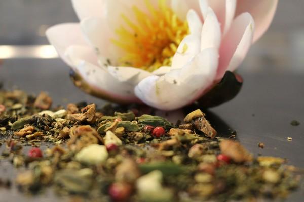 Ayurveda Tee. Tulsi Orange-Ingwer, 100g (natürlich aromatisiert)