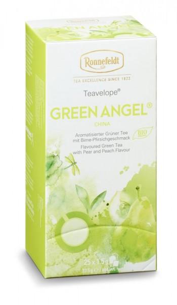 Grüner Tee Green Angel, BIO, 25x1,5g = 37,5g