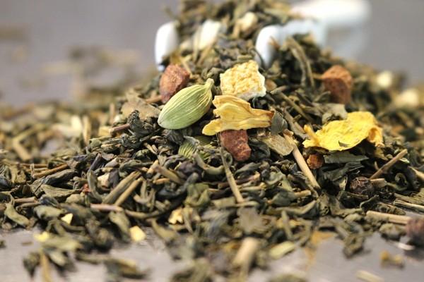 Lebensenergie, BIO (Grüner Tee mit Maracuja-Ingwer-Geschmack)