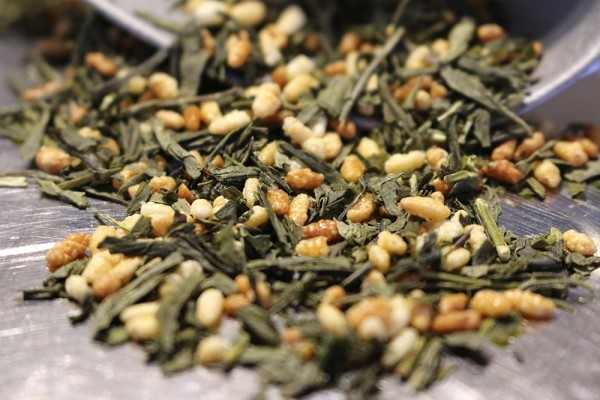 Genmaicha, BIO, Japan (Grüner Tee)