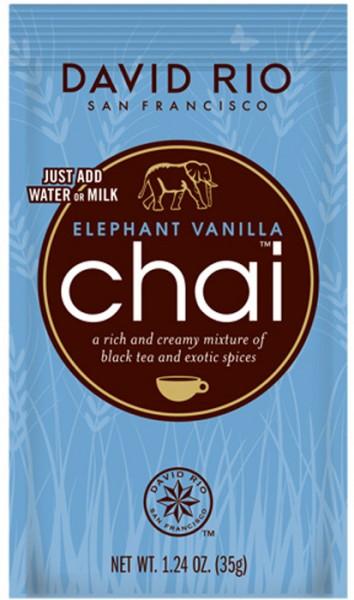 ELEPHANT VANILLA chai, TASSENPORTION, 28g