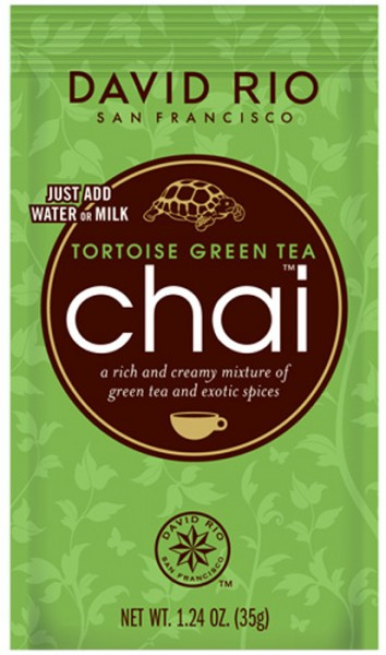 TORTOISE GREEN TEA chai, TASSENPORTION, 28g
