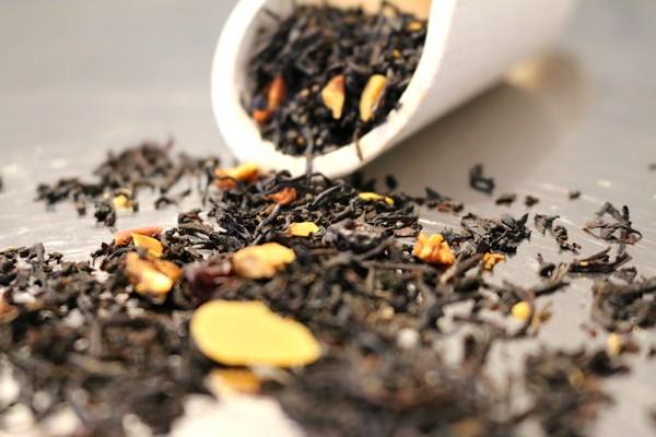 Apfelstrudel (Schwarzer Tee)