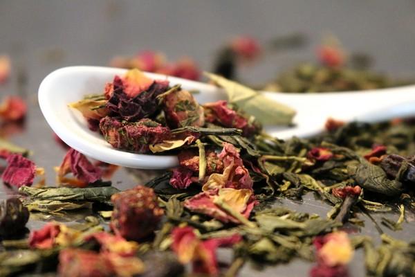 Gute Laune (Grüner Tee)