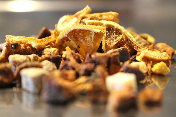 Ingwer Fresh Mandarine, 100g (Milder Früchtetee)
