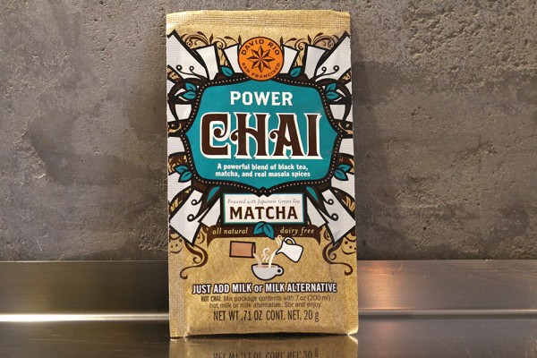 POWER CHAI (Powered with MATCHA), TASSENPORTION, 20g