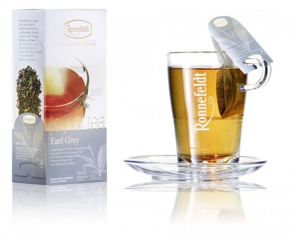 joy of tea: Earl Grey, 15x2,3g = 34,5g