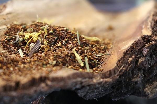 Ingwer Zitrone (Rooibos Tee)