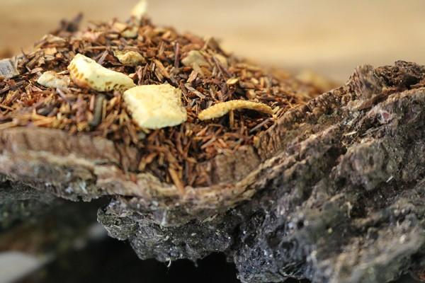Mandarinenfeuer (Natürlich aromatisierter Rooibos Tee)