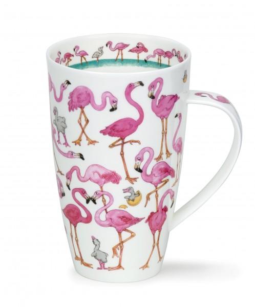 Becher Henley Flamingo, 0,60l