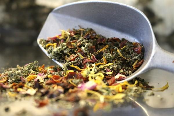Morgensonne ®, BIO, 100g (Naturbelassener Tee von Ronnefeldt Tee)