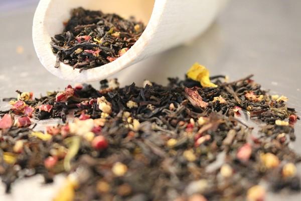 Cranberry Pfirsich (Schwarzer Tee)