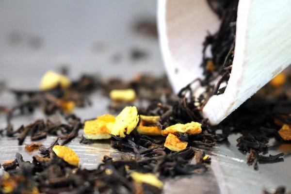 Orange: Sweet Orange (Schwarzer Tee)