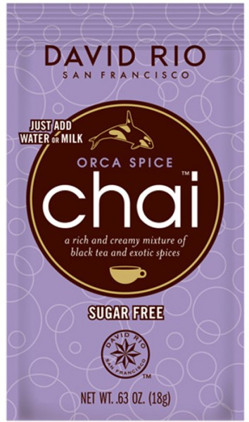 ORCA SPICE chai - sugar free, TASSENPORTION, 18g